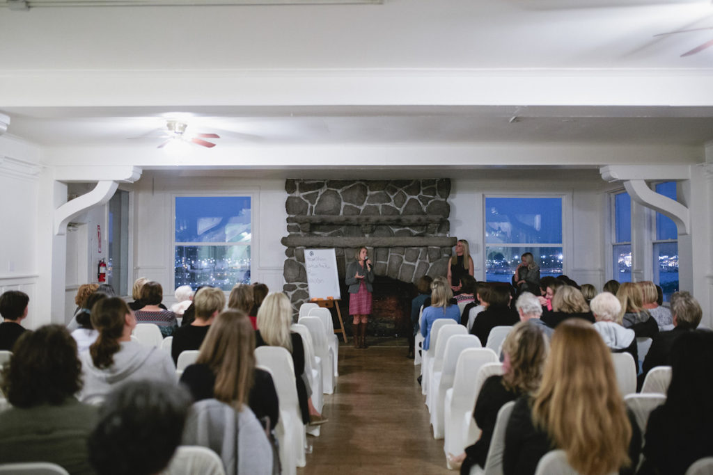 SS100 Women Event Speaking